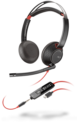 Plantronics Blackwire 5220 USB-C Stereo
