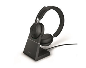 JABRA Evolve2 65 Link380 USB-A MS Stereo Stand