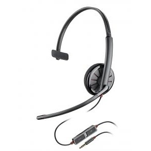 Blackwire 215 mono headset