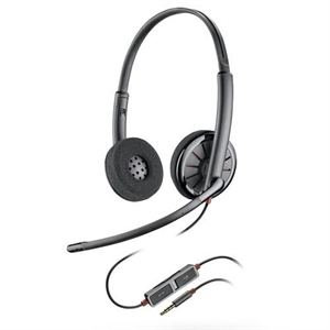 Blackwire 225 duo headset