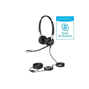 Jabra BIZ 2400 II USB Duo MS