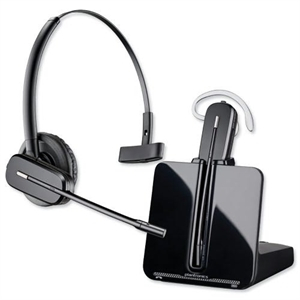 CS540 A/A, headset plantronics Konvertible, Dect