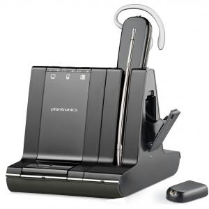 Plantronics savi W745-M med deluxe opladerkit, DECT