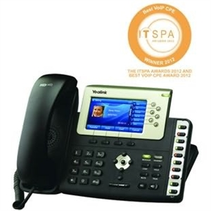 Yealink T38GN Executive IP Phone POE